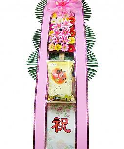 축하화환쌀화환10kg_f01