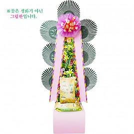 축하화환쌀화환20kg_f03